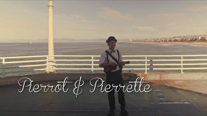 Pierrot & Pierrette – Film Score